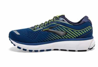 Image of Brooks ghost 12 bleu navy 44