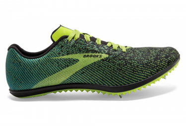 Image of Brooks mach 19 bleu green 43