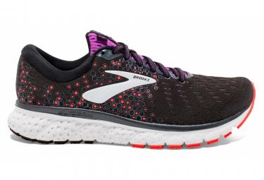 Zapatillas Brooks Running Glycerin 14 para Mujer Negro / Púrpura