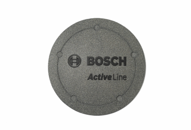 Bosch Active Line Logo Cover Platinum