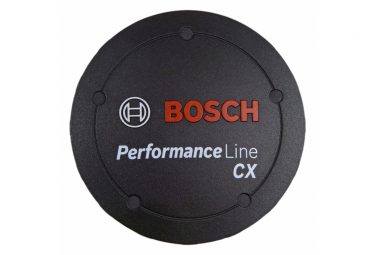 Bosch Performance Line CX Logo Cover Black