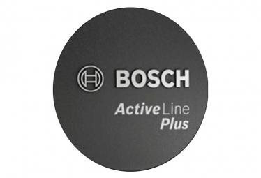Cubierta de logotipo Bosch Active Line Plus negra