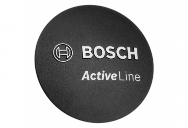 Bosch Active Line Logo Cover Black