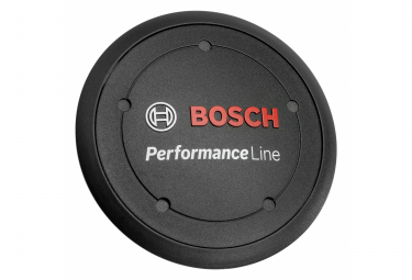 Bosch Performance Line Logo Cover Black + Spacer Ring