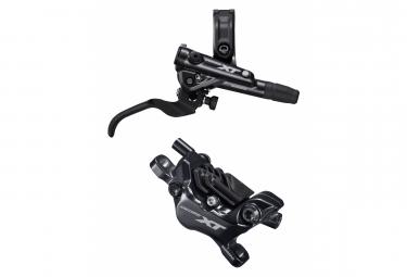 Hinterradbremse Shimano XT M8120 R Sinus (ohne Scheibe) 170cm Schwarz