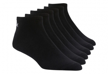 Reebok Crossfit Active Core x3 Black Socks