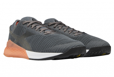 Reebok Nano 9.0 Shoes Black / Orange