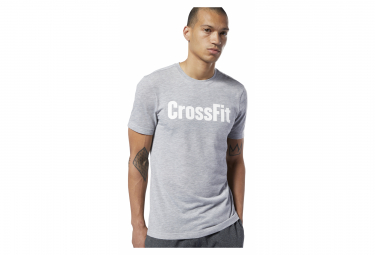 Reebok Crossfit Speedwick Short Sleeve Jersey White