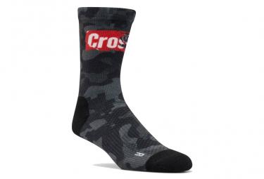 Reebok One Series Run Camo / Black Socks