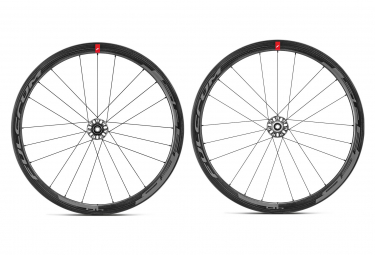 Fulcrum Racing Speed 40 Carbon Disc Wheelset | 12x100mm - 12x142mm | 2019