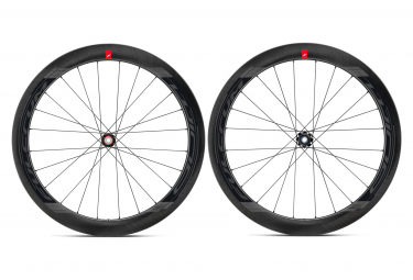 Par de ruedas Fulcrum Wind 55 Carbon Disc | 12x100 - 12x142 mm