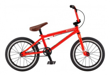 BMX Freestyle GT PERFORMER 18'' NEON RED 2019