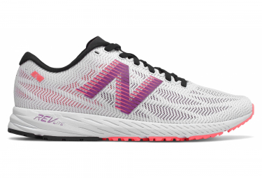 New Balance Racing 1400 V6 White Purple Women