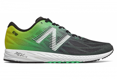 New Balance Racing 1400 V6 Black Green Men