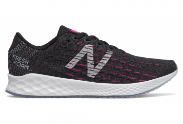 Zapatillas New Balance Fresh Foam Zante Pursuit para Mujer Negro / Rosa