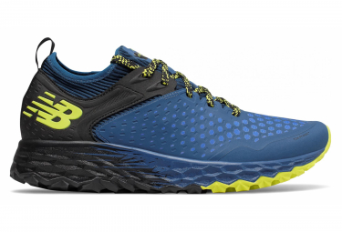 New Balance Fresh Foam Hierro V4 Blue Black Men