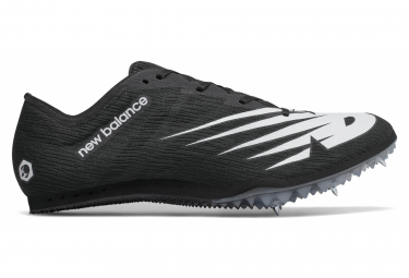 Chaussures d'Athlétisme New Balance Spike MD500 v7 Noir / Blanc