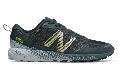 New Balance Summit Unknown Bleu Vert Femme