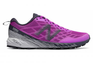 Chaussures de Trail Femme New Balance Summit Unknown Violet