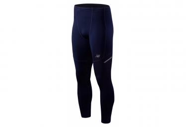New Balance Long Tight Impact Blue Men