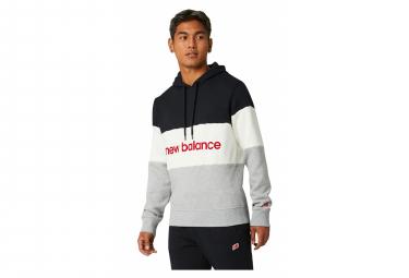 New Balance Nb Athletics Black Grey Men L