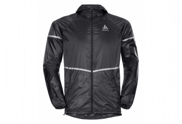 Odlo Zeroweight Windbreaker Jacket Black