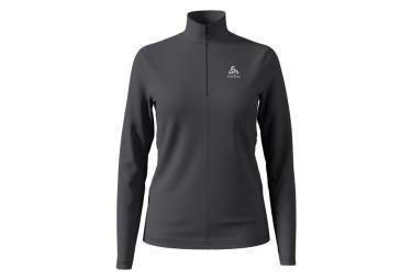Odlo ROY 1/2 zip Pull Women Grey