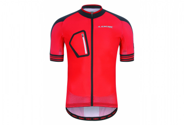 Maillot mangas cortas Look Ultra Red