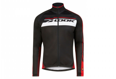 Pro Team Jacket Black / Red