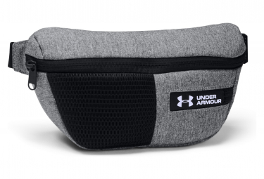 Under Armour UA Waist Bag Grey Black
