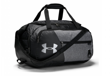 Under Armour Undeniable 4.0 Small Duffle Bag Grey Black