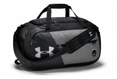 Under Armour Undeniable 4.0 Medium Duffle Bag Grey Black