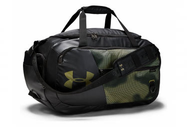 Under Armour Undeniable 4.0 Medium Duffle Bag Camo Khaki