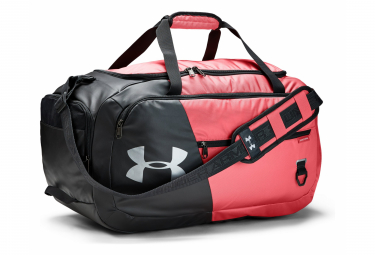 Under Armour Undeniable 4.0 Medium Duffle Bag Red Black