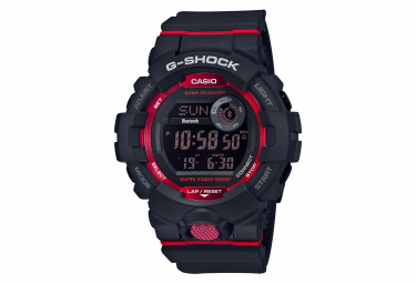 Casio G-Shock G-Squad Watch GBD-800-1ER Black Red