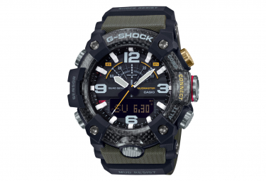 Casio G-Shock Mudmaster Watch GG-B100-1A3ER Khaki
