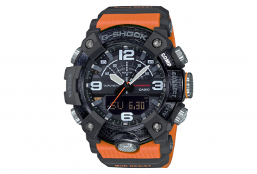 Casio G-Shock Mudmaster Watch GG-B100-1A9ER Orange