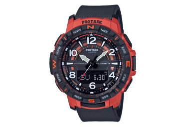 Casio Pro Trek Watch PRT-B50-4ER Orange