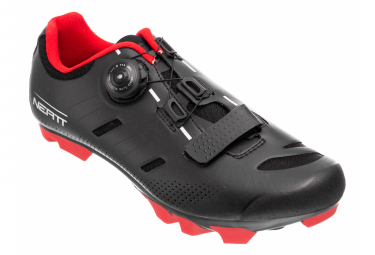 Zapatillas MTB Neatt Basalte Elite Noir / Rouge