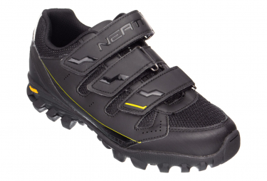 Zapatillas MTB Neatt Basalte AM Race Noir / Noir