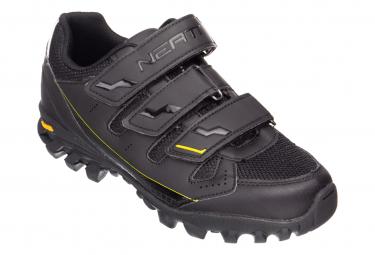 Chaussures VTT Neatt Basalte AM Race Semelle VIBRAM Noir