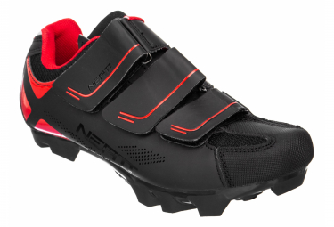 Zapatillas MTB Neatt Basalte Race Noir / Rouge