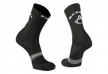 Northwave Sunday Monday Black / White Socks