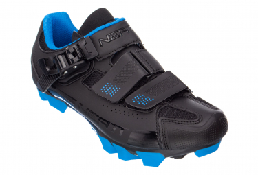 Pair of Neatt Basalt Expert Blue Shoes