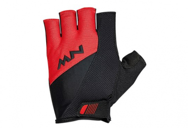 Pair of Gloves Northwave Flash 2 Red / Black