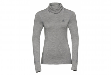 Odlo NATURAL Long Sleeves T-Shirt Grey