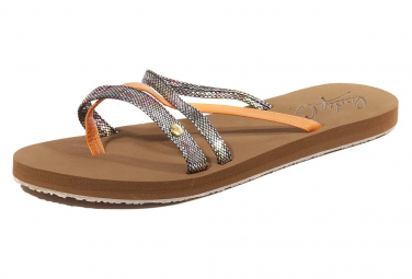 Victoria Femme Tongs Orange Cool Shoe