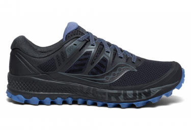 SAUCONY PEREGRINE ISO Women's Trail Shoes Grey Blue