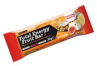 Energy Bar NamedSport Total Energy Fruit Bar 35g Tango Fruit