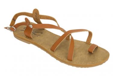 Sandales marron femme Cool Shoe